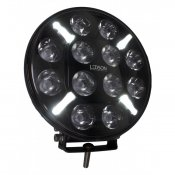 "Pollux9 LED Extraljus 218 mm (9"") - 120W"