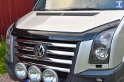 Huvskydd BASIC VW Crafter 2006-2016