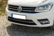 Nedre grill Caddy (VW) från 2016-