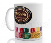 Kaffemugg Poppy - Grace Mate Poppy