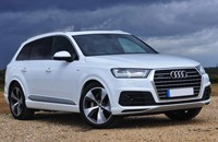 Hasplåt som passar Audi Q7 från 2015-